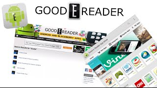 Good e-Reader Now Offers Big Name Android Apps
