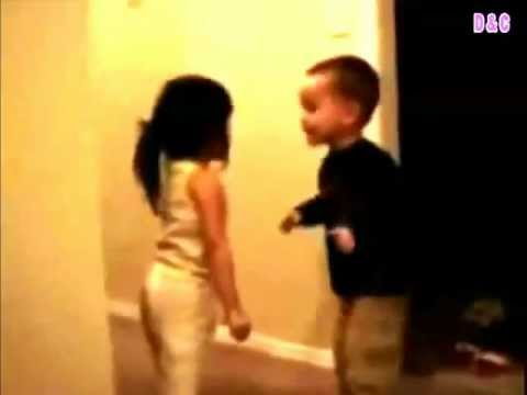 Cute Kids Fight Ever