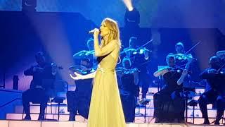Celine Dion Beauty and the Beast - Vegas Jan 2018