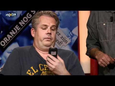 Dit Was Het Nieuws - Blaastest voor Thomas Acda (15 oktober 2011)