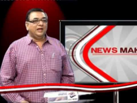Raju barjatya, newsmakers @ DIGI NEWS Indore