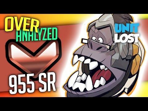 Overwatch Coaching - Winston - BRONZE 955 SR - [OverAnalyzed]