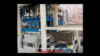 Automatic cement brick machine automatic Block Making machine