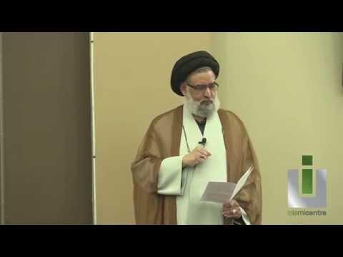 Raising Kids; Balancing Trust & Oversight - Maulana Syed Muhammad Rizvi