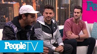 Download Lagu The Shadowboxers On Mentor Justin Timberlake: 'Text Thread Is 90% Absurd & 10% Business' | PeopleTV Gratis STAFABAND