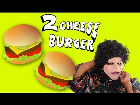 Palekaka.com Haitian Comedy, 2Cheese Burger Video