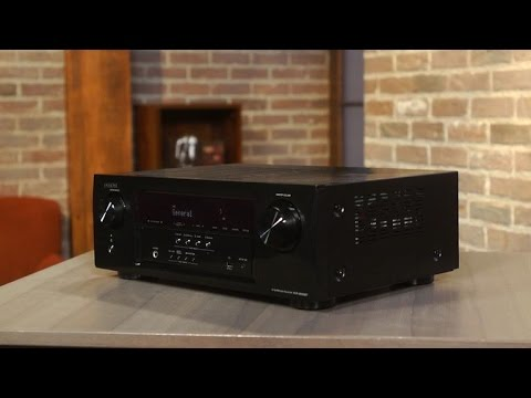 Denon AVR-S500BT receiver offers much for little