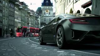 New Honda NSX Concept - 2013 NAIAS