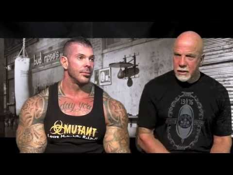rich piana natural training