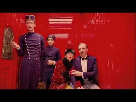 Mark Kermode reviews Grand Budapest Hotel