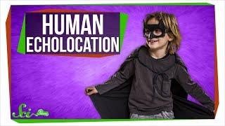 How Some People Echolocate Like Bats