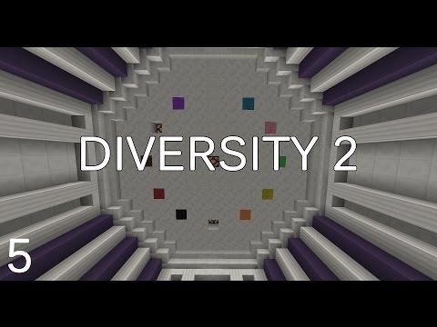 Minecraft Diversity 2 - Episodio 5 - Escapeeeee video