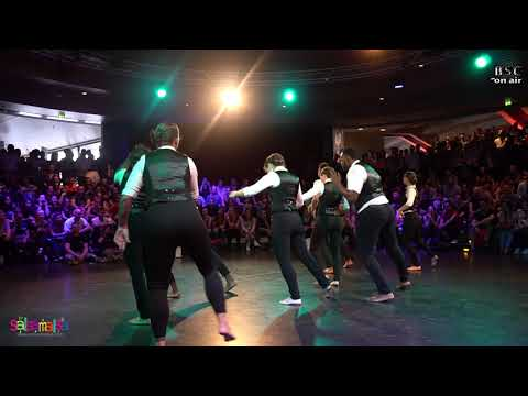 Poetic Motion Project Stargate Show (BERLIN SALSA CONGRESS 2018)