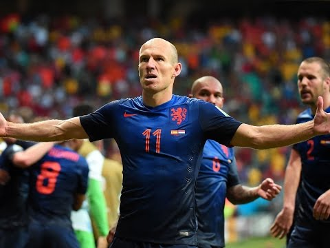 Arjen Robben | World Cup 2014 | HD | Skills ● Goals ● Passes