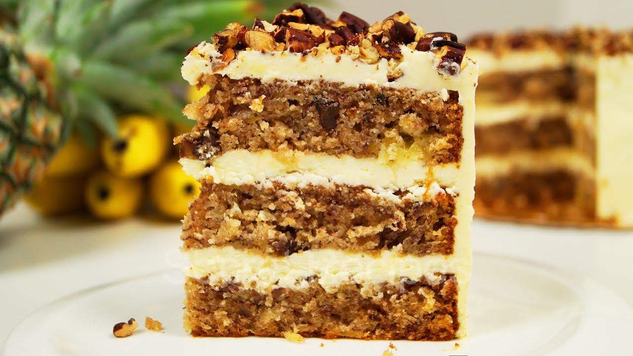 Рецепты самых лучших тортов