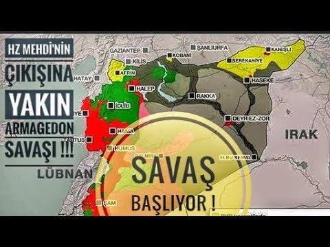 AMİK OVASI VE HZ.MEHDİ SÜRECİ..(2018& Afrin harekâtı)