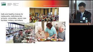 ILSI NA: FNSP 2018: Science for Improving Food Safety, Quality, and Nutrition (Hongda Chen)