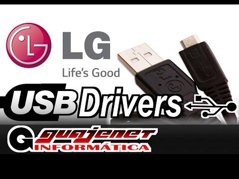 Drivers for LGE Android MTP Device