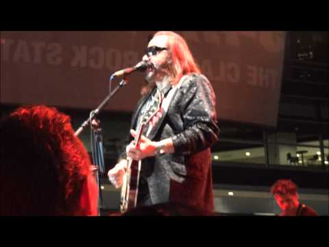 ACE FREHLEY - 2000 MAN - Detroit MI - 7/27/12 - Rockin the Riverfront