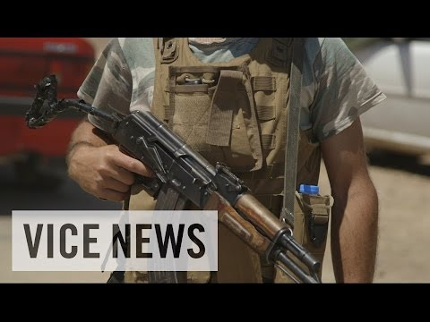 Kurds Fight for Control of Kirkuk: The Battle for Iraq (Dispatch 3)