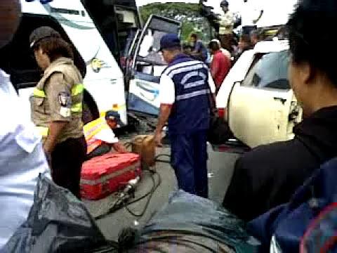 accident en via nacional clarines piritu 3