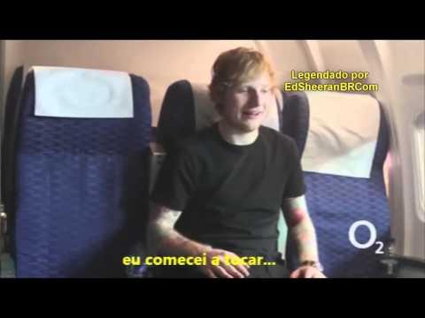 Ed Sheeran: O2 Priority - Making Off | LEGENDADO PT/BR