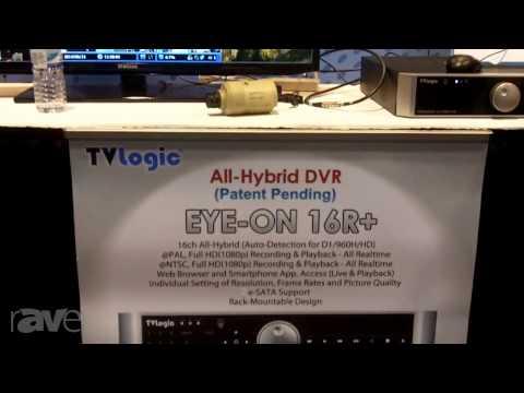 InfoComm 2013: TVLogic Introduces All-Hybrid DVR
