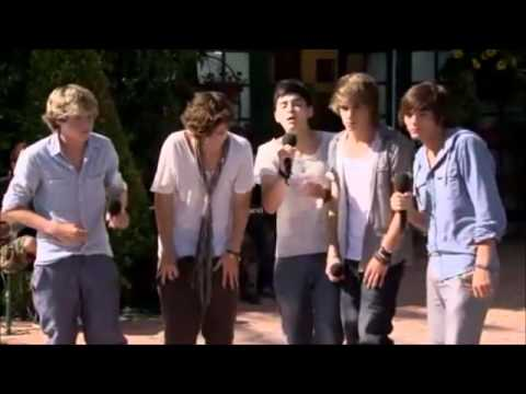 One Direction - Judges House