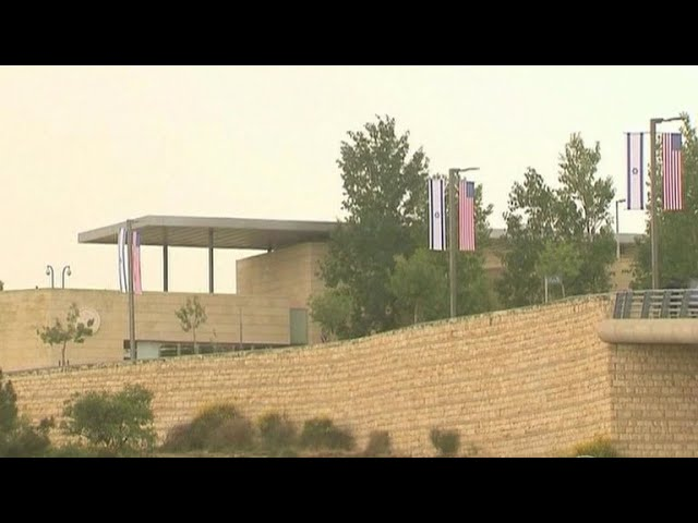 U.S. Embassy to open in Jerusalem soon