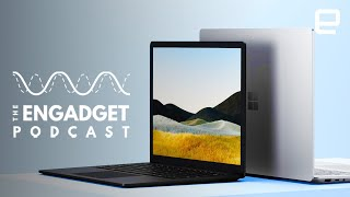 NVIDIA GTC and Surface Laptop 4 | Engadget Podcast Live