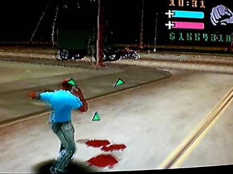 Grand Theft Auto Vice City Stories (GTA VCS, PSP - Cheatdevice ...