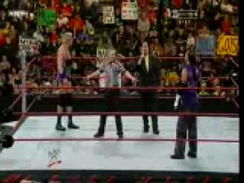Royal Rumblє 2009 PART 1 Matt Hardy vs Jack Swagger 1/2 Video