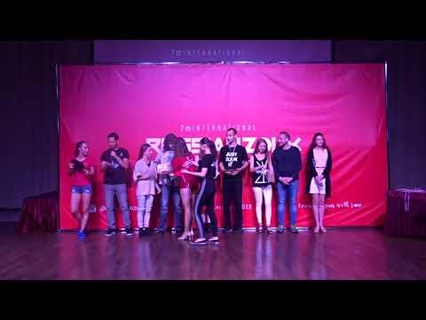 RZCC2018 J&J Winners Announcement 1 ~ video by Zouk Soul