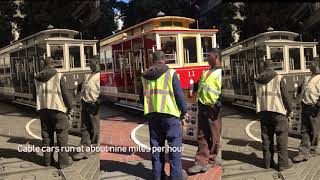 Top Facts - The San Francisco cable car system