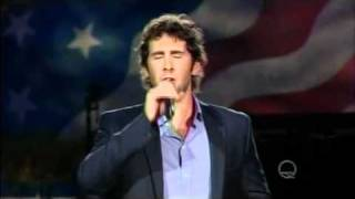 Watch Josh Groban War At Home video