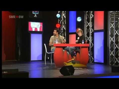 Interview mit Lionel Richie beim SWR3 New Pop Festival