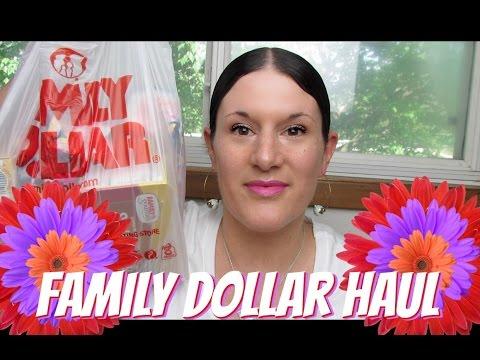 FAMILY DOLLAR HAUL
