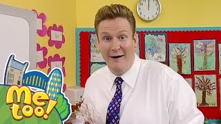 Me Too! -  Time for Art!   Full Episode   TV Show for Kids