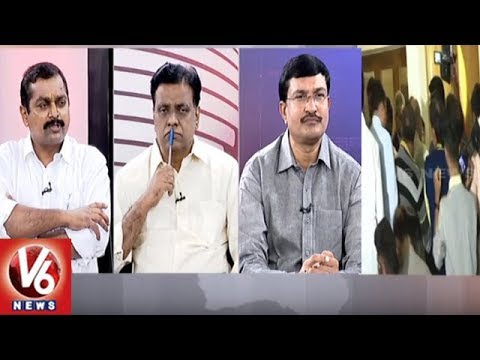 Special Debate On CM KCR's Federal Front Mission | Good Morning Telangana | V6 News