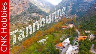 Tannourine by drone -4k-   تنورين