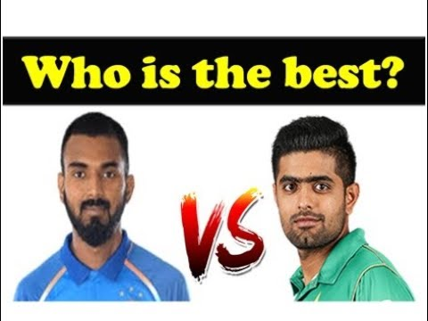 KL Rahul vs Babar Azam batting comparison 2018 || Who is the best?