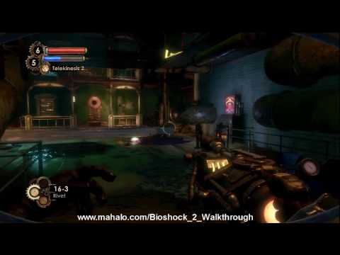 BioShock 2 Walkthrough - Siren Allley Part 9 HD