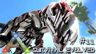 ARK: ANNUNAKI GENESIS - BIONIC QUETZ & TEK ARMOR !!! E11 (ARK SURVIVAL EVOLVED GAMEPLAY)