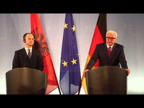 """""""Reforma në drejtësi, gur themeli në rrugën drejt BE-së"""" - Top Channel Albania - News - Lajme"""