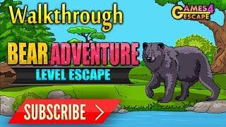 Bear Adventure Level Escape Walkthrough [G4E]