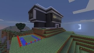 Minecraft: Tutorial - Descargar Casas De