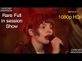 Chvrches Full Show Guitar Center Sessions 1080p HD - No interviews  just music
