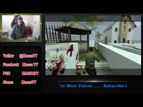 Pc Noob Plays - Counter Strike Source - Lets Beat Skiller Z - Livestream #1