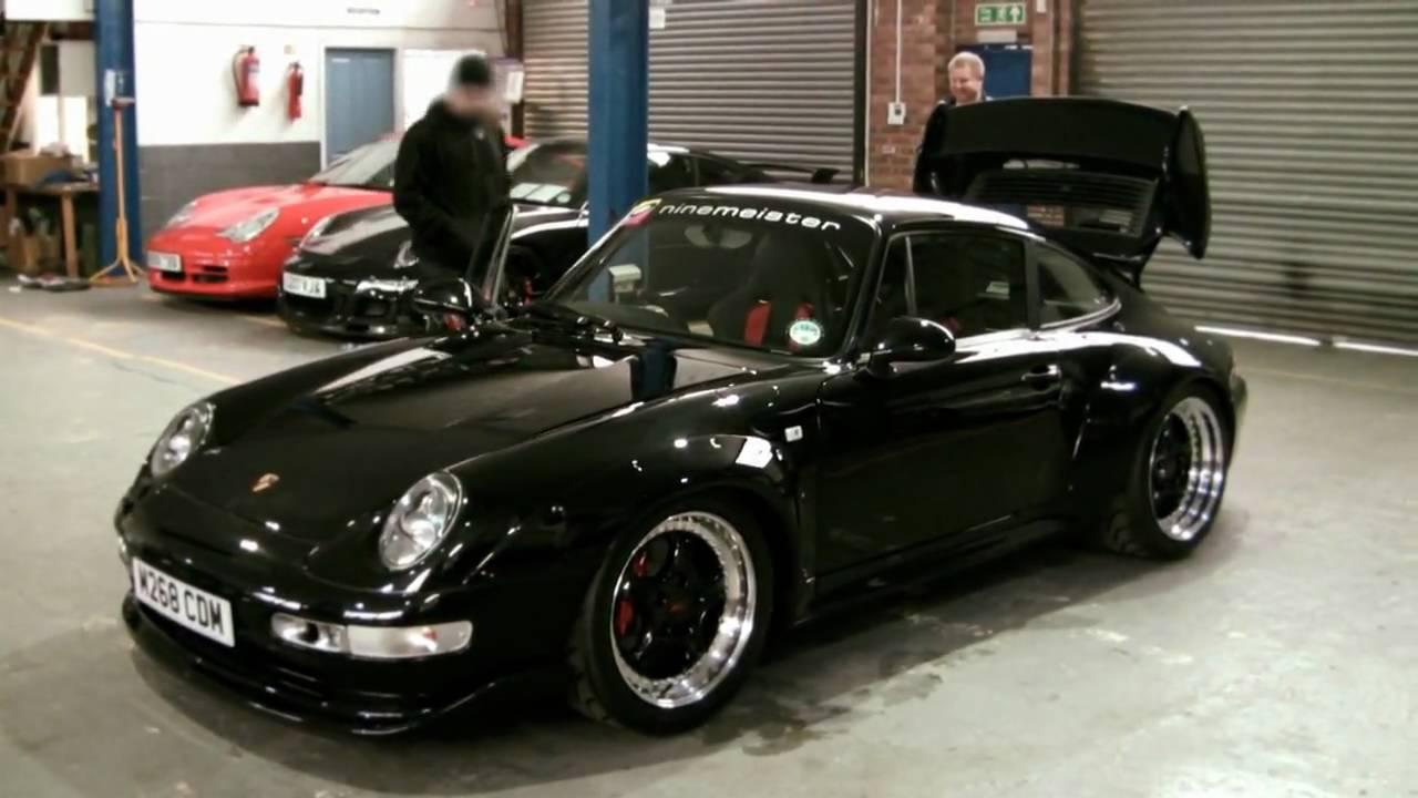 Ninemeister Porsche 993 Rsr Youtube