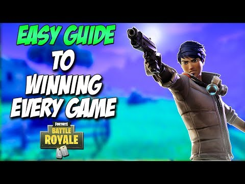 How To Win in 'TOP 10' Everytime! - Fortnite Battle Royale Tips And Tricks
